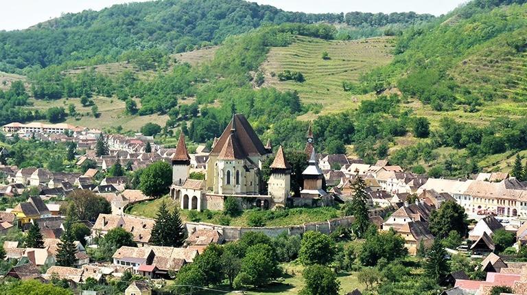fortified_church_Biertan_Transylvania