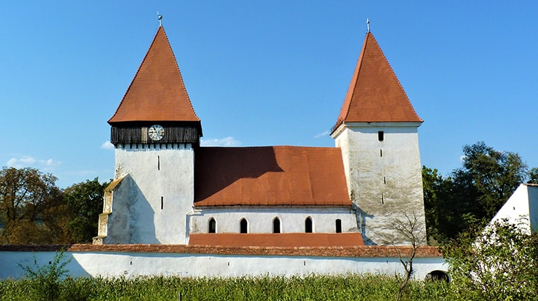 Saxon_fortified_church