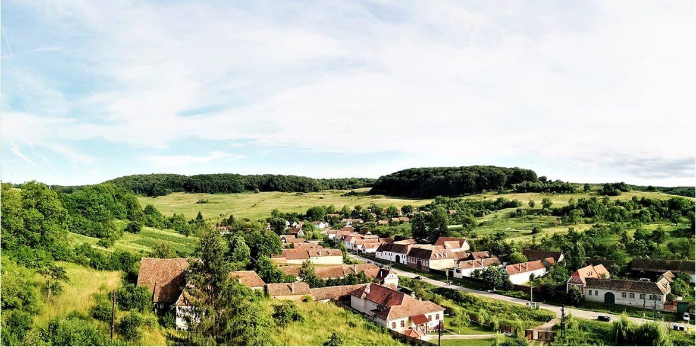 Alma Vii landscape