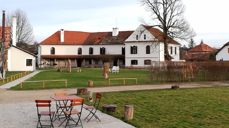 Daniel Manor in Talisoara village, Transylvania