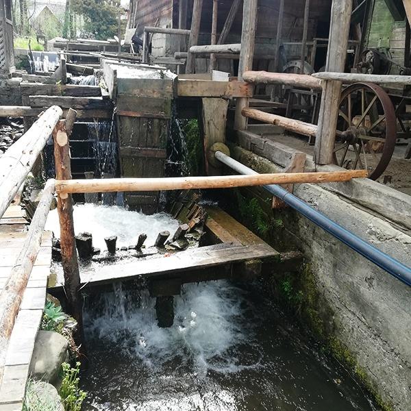 Moara de apa Maramures