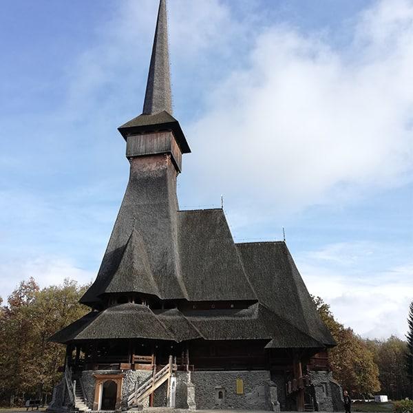 Sapanta Peri wood church