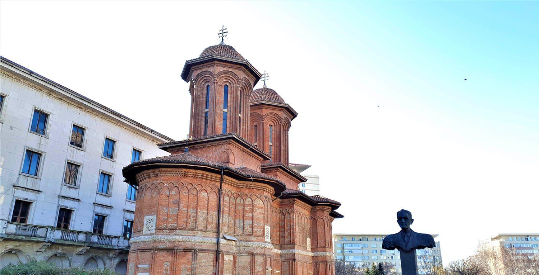 Kretzulescu Church Bucharest