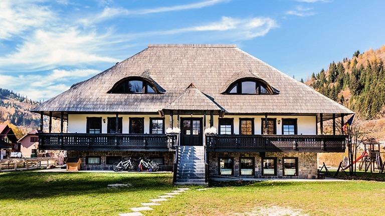 La Moara gueasthouse, Bucovina