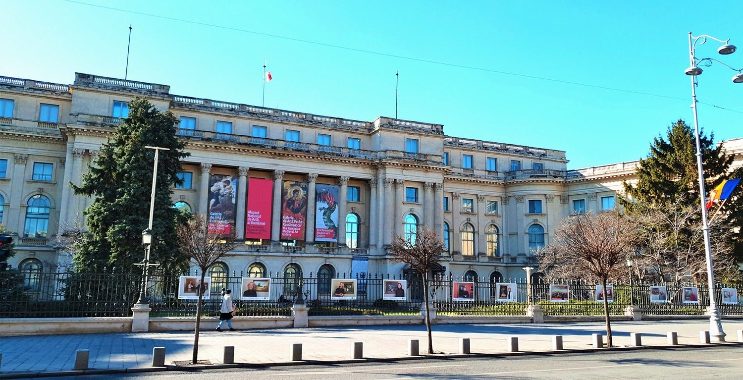 The National Art Museum and former Royal Palace