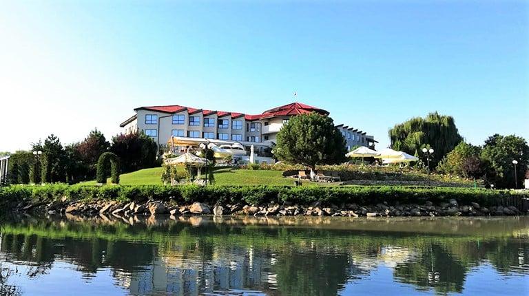 Luxury Resort in Danube Delta